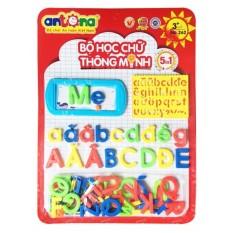 Vỉ học chữ thông minh No.262, chất liệu và thiết kế an toàn cho trẻ, hàng đảm bảo như mô tả