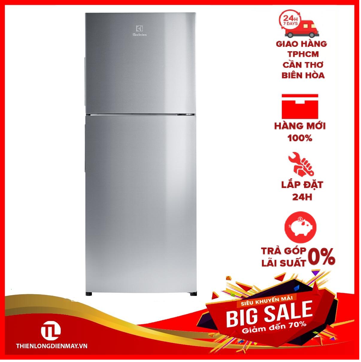 Tủ lạnh Electrolux ETB2502J-A 225 lít Inverter