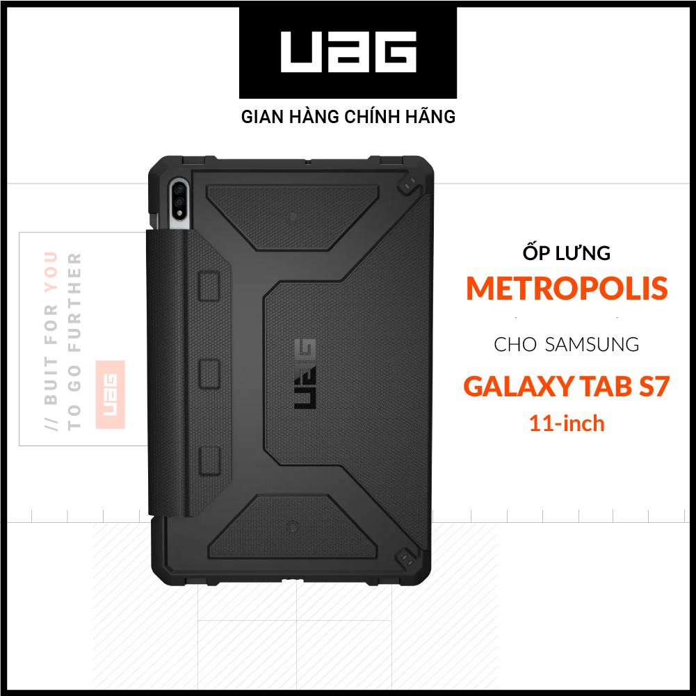 Ốp lưng UAG Metropolis cho Samsung Galaxy Tab S7 [11-inch]