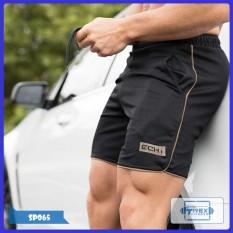 Quần đùi gym nam Trex Shop SP065 – Quần đùi thể thao nam thun lưới (Men Pants, đồ tập quần áo gym, quần gym nam, mẫu short ngắn,thể hình,tạ Fitness)