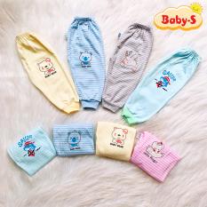 [HCM]Quần dài nỉ cotton kẻ hình thú cho bé trai và bé gái 2-10kg chất vải dày đẹp mềm mát co giãn thoải mái giữ ấm tốt Baby-S – SQVN006