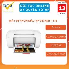 Máy in phun màu HP DeskJet Ink Advantage 1115 Printer _ F5S21BB