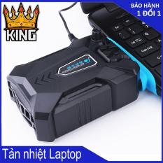 Quạt hút gió tản nhiệt laptop coolcold ice troll-tản nhiệt laptop giá rẻ, tản nhiệt nhanh, hút gió trực tiếp từ nguồn nhiệt