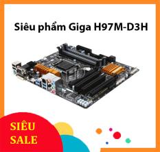 Siêu phẩm Main Giga H97M-D3H chạy xeon core i7..