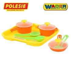 Bộ đồ chơi phụ kiện nhà bếp – Wader Toys