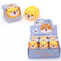 CA CHEP – Đồ chơi nắn bóp – Chó shiba