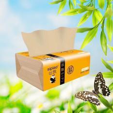 Thùng giấy ăn gấu trúc (27 gói), Một thùng giấy ăn gấu trúc Sipiao, Thùng 27 gói giấy ăn gấu trúc Sipiao, Thùng 27 Gói Giấy Ăn Gấu Trúc Sipiao Siêu Mịn, [Thùng 27 hộp] Giấy ăn gấu trúc cao cấp sipiao