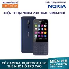 Điện thoại Nokia 230 Dual sim – Màu Xanh