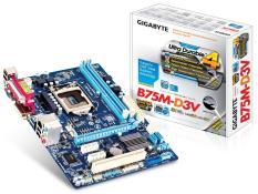 Mainboard Gigabyte B75M-D3V Socket 1155 Renew