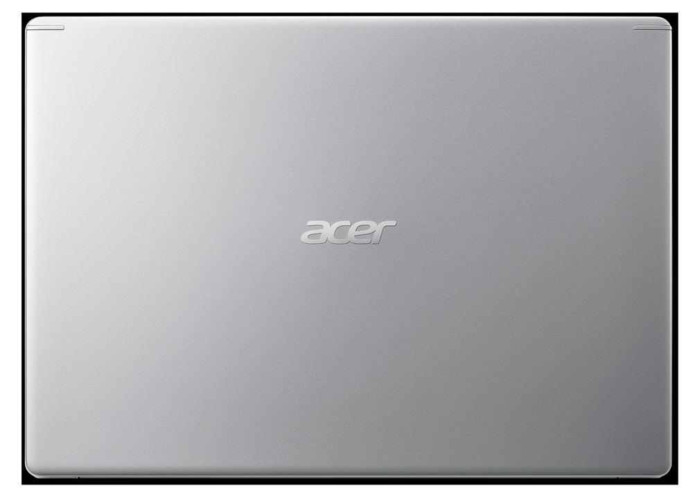 Laptop Acer Aspire 5 A514-53-346U, Core i3-1005G1(1.20 GHz,4MB), 4GBRAM, 512GBSSD, Intel UHD Graphics, 14FHD, WC, Wlan ax+BT, 48Wh, Win 10 Home, Bạc(Pure Silver),1Y WTY(NX.HUSSV.005) – Hàng chính hãng