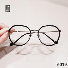 Gọng kính cận kim loại nam nữ Lilyeyewear 6019 , nhẹ nhàng thanh mảnh , nhiều màu , một size , phù hợp với nhiều gương mặt, mắt kinh to có thể chống bụi