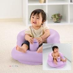 Ghế hơi tập ngồi đa năng richell cho bé