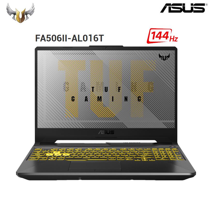 Laptop ASUS TUF A15 FA506II-AL016T R7-4800H | 8GB| 512 GB | GTX 1650Ti | 15'6 FHD| WIN 10