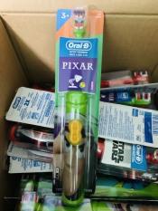 Bàn chải pin Oral-B cho trẻ em từ 3 tuổi