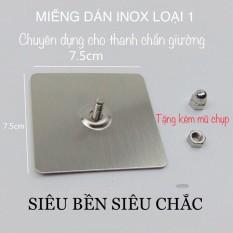 Miếng dán chuyên dụng cho thanh chắn giường bằng inox