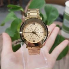[Ở ĐÂU RẺ HƠN SHOP HOÀN TIỀN] Đồng hồ nữ HALEI siêu hot dây thép không gỉ cao cấp, kính chống xước, bảo hành 12 tháng
