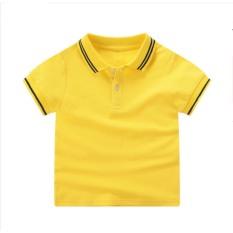 Thảo nguyên Kids Áo Polo trơn đủ các màu cho bé trai 8-25kg