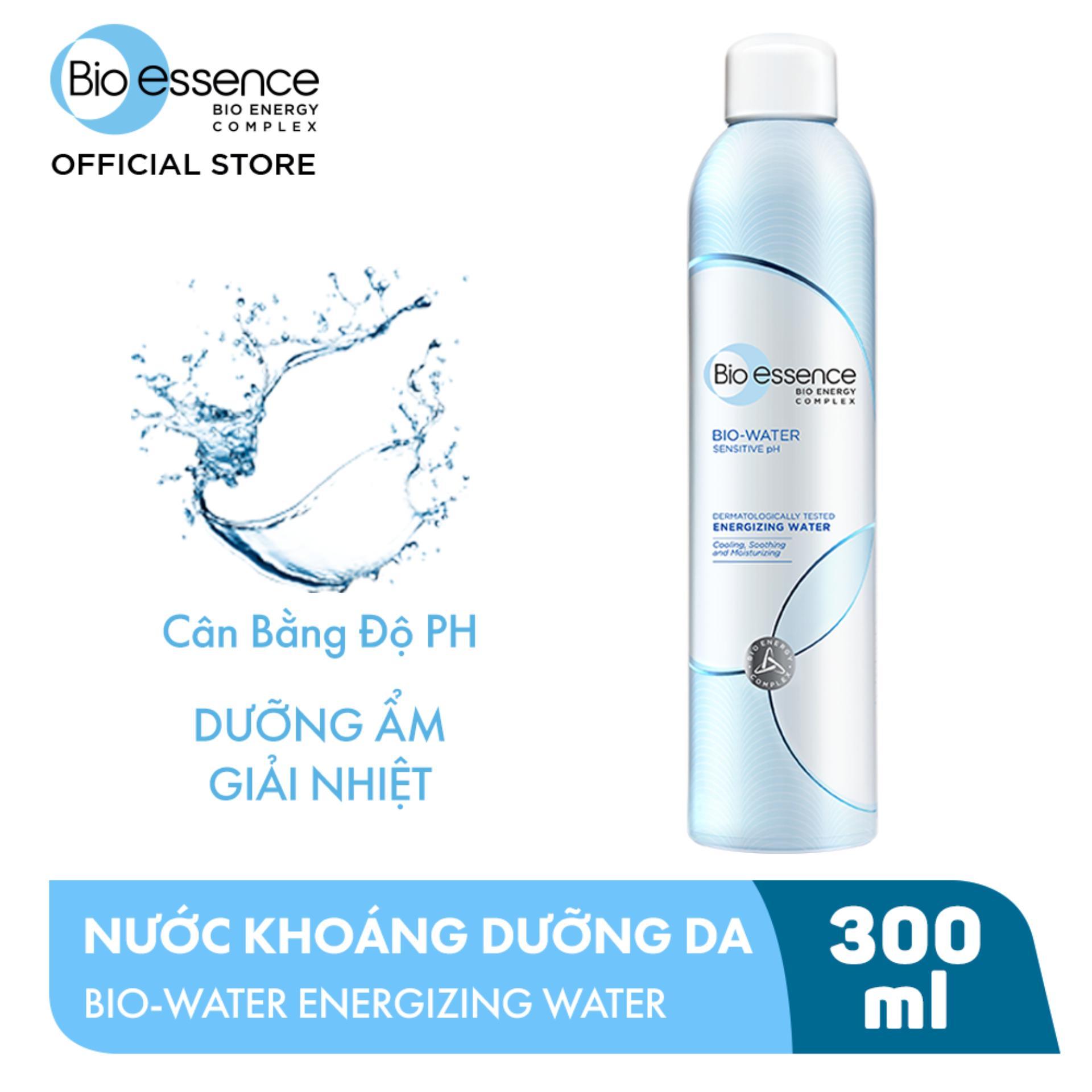 Nước xịt khoáng dưỡng da Miracle Bio Water Bio-essence 300ml