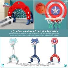 Cây bóng đá bóng rổ phât triển chiều cao vượt bậc cho bé