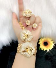 [ TRANG SỨC BỘ HOT 2019 DÙNG ĐI TIỆC – CAM KẾT KHÔNG ĐEN ] đồ trang sức đẹp | trang sức bộ vàng ý | trang sức bộ ngọc trai | trang sức bộ đẹp | bộ trang sức bạc cao cấp | trang sức cả bộ | trang sức bạc cả bộ | bộ trang sức cưới – GiVi Shop – VB4030438