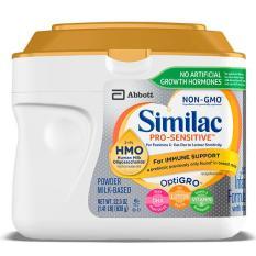 Sữa Similac Pro Sensitive 658g cho bé từ 0-12 tháng
