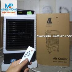 Quạt điều hòa quạt hơi nước công nghiệp YK 12A bình 100l có điều khiển