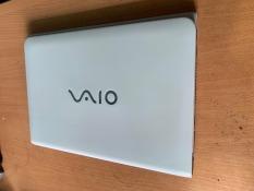 Laptop Cũ Rẻ Sony Vaio Mini SVE11 Trắng Ram 4G ổ 320G Màn 11.6 nhỏ gọn làm văn phòng, học tập mượt mà