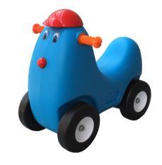 Xe chòi chân nhập khẩu Cún con ngộ nghĩnh ZK1025 – xe tập đi, xe cho bé, do choi tre em