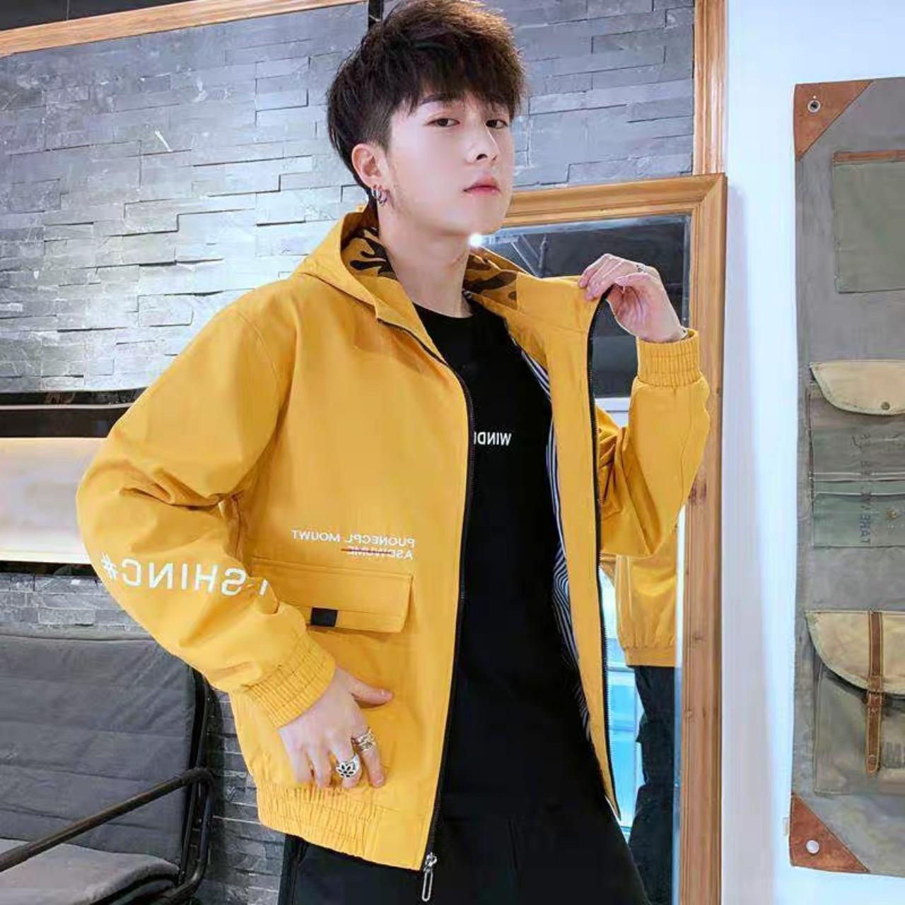 áo chống nắng nam vải kaki chống tia UV cao cấp 2019