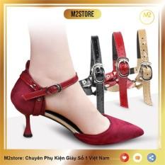 Quai giày chữ Y thời trang giúp chống tuột rớt gót khi mang giày cao gót dép cao gót QG02