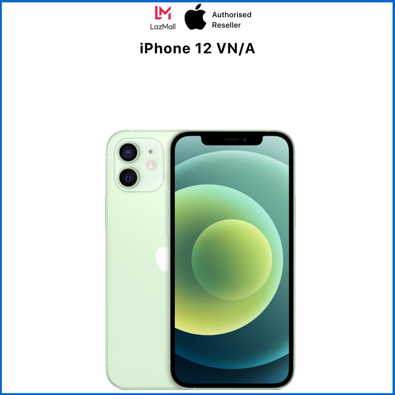 [Siêu Sale 6.6] iPhone 12 VN/A – Hàng Chính Hãng (Giao Nhanh)