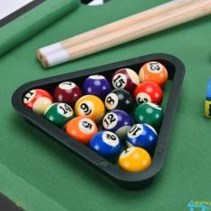 Đồ chơi bàn Bi A bằng gỗ Table Top Billiards TTB-69 cỡ lớn 70cm