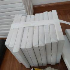 combo 5 cái khung tranh 20×20 cm, toan tranh, bố vẽ tranh