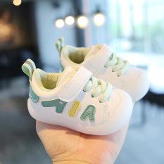 giày tập đi cho bé trai và bé gái đế mềm siêu êmGS041