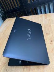 Laptop sony vaio SVF15, i7 3537u, 4G, 500G, vga 2G 99%, giá rẻ