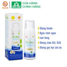 Dung dịch vệ sinh phụ nữ Dạ Hương Lô Hội – Bổ sung Collagen 180ml – Kháng khuẩn, làm hồng, đẩy lùi viêm ngứa – DH2-01