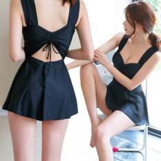 (CÓ BIGSIZE) Đồ Bơi Nữ Bikini Áo Tắm 1 Mảnh Dạng Váy Kín Đáo Che Bụng
