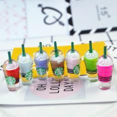 Charm Slime Mô hình 04 ly Ice Tea Starbucks HPMCharm