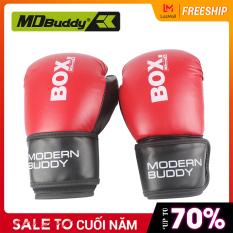 Bộ đôi găng tay boxing chính hãng MDBuddy MD1902