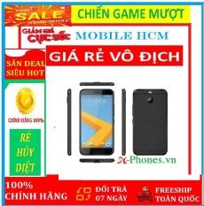 """Điện Thoại """" HTC 10 màu xám – RAM: 4 GB Bộ nhớ trong: 32 GB -Chơi PUBG-Free Fire mượt-"""