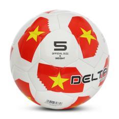 Bóng may máy 3818-4M – 4- Tặng kèm bộ kim bơm bóng và lưới đựng bóng.