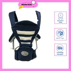 [FREESHIP+QUÀ TẶNG] Địu ngồi 6 tư thế cho bé ALIDA KIDS MN14 dành cho bé từ 3 tháng tuổi trở lên dùng đi xe máy,đi chơi