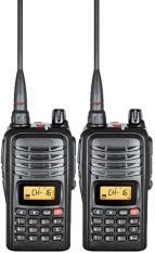 Bộ 2 Bộ đàm Motorola CP1300 Plus (99 Kênh, loa chống bụi, bền bỉ)