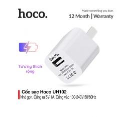 Cốc sạc Hoco UH102 cho iPhone/ iPad Samsung Huawei Smart Phone cao cấp