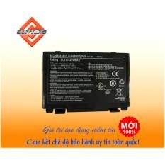 Pin laptop Asus K40IJ K70 K70AB K70AC K40 K40IN X8aij nhập khẩu chính hãng, sản phẩm tốt, chất lượng cao, cam kết như hình, độ bền cao