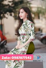 Vải áo dài (220k/ 1 áo), đẹp – độc – lạ – hợp xu hướng – đủ màu MS579