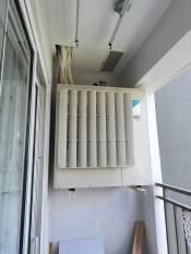 Chỉnh Hướng Gió Dàn Nóng Máy Lạnh – Điều Hoà Daikin Điện Máy Sapho
