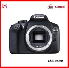 Máy Ảnh Canon EOS 3000D KIT 18-55MM IS II – Hàng Chính Hãng Lê Bảo Minh