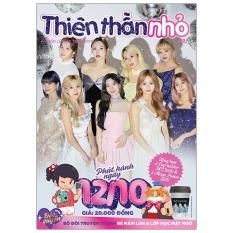 Fahasa – Thiên Thần Nhỏ – Số 391 – Tặng Kèm Cup Holder NCT + Poster Khổ Lớn Của BTS