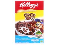 Combo 3 Ngũ Cốc Dinh Dưỡng Kellogg's Coco Loops 330g